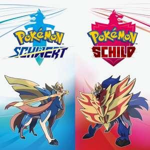 Pokémon Schwert oder Schild (Nintendo Switch) gratis Ultra Ball über Geheimgeschenk
