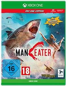 """""""Maneater - Day One Edition"""" (XBOX One / PS4) zum bissigen Preis bei Media Markt (Hai Five?)"""