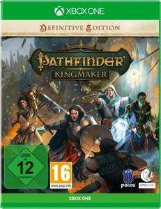 """""""Pathfinder: Kingmaker Definitive Edition"""" (Xbox One / PS4) zum königlichen Preis bei Media Markt"""