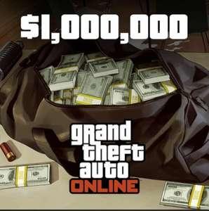 PS Plus: 1.000.000 GTA$ für GTA Online