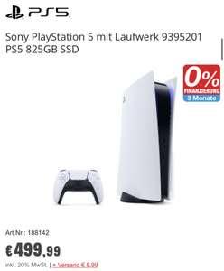 Playstation 5 Electronic4you bestellbar