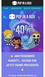Pop In A Box - Funko Pops Abverkauf bis - 40%