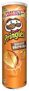 [Amazon prime] Pringles Sweet Paprika oder Sour Cream und Onion Einzelpackung (1 x 200g) für 1,33€