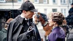 Sherlock - Die Braut des Grauens zum herunterladen aus der ARD Mediathek