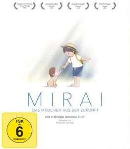 """""""Mirai – Das Mädchen aus der Zukunft"""" sehenswerter Anime, als Stream oder zum Herunterladen von ARTE"""