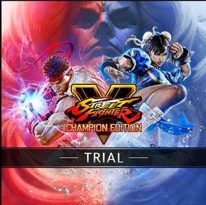 """""""Street Fighter V: Champion Edition""""(PS4) gratis spielen bis 18.8. mit Zugriff auf alle Charaktere der Seasons 1-4"""
