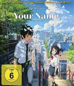 """""""Your Name. Gestern, heute und für immer"""" großartiger Anime, als Stream vom SRF"""