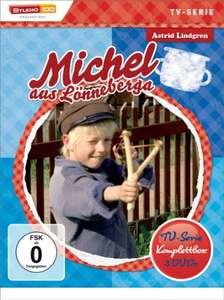 [Amazon prime] Astrid Lindgren: Michel aus Lönneberga - TV-Serie Komplettbox (TV-Edition, 3 DVDs, Digital restauriert) für 9,05€
