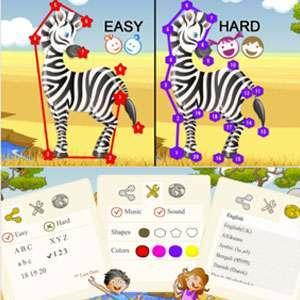 Alphabets game - Lernspiel für Kinder [Android]