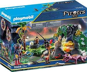 PLAYMOBIL Pirates Piraten-Schatzversteck