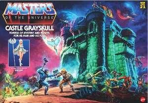 """""""Masters of the Universe Origins Castle Grayskull Spielset"""" zum Bestpreis bei Müller nur am 8.8."""