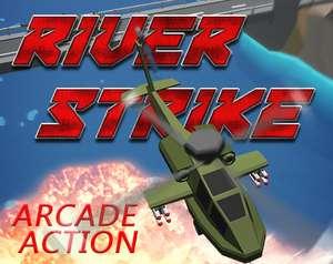 """""""River Strike"""" (Windows PC) gratis auf itch.io - Indiegame als Hommage an River Raid"""