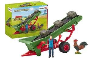 Preisjäger Junior: Schleich Farm World - Heuförderband mit Bauer