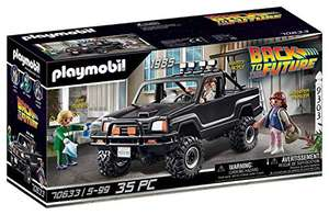 playmobil Back to the Future - Marty's Pick-up Truck (70633)
