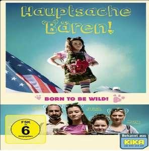 """Familienfilme: """"Hauptsache Bären!"""" , """"Ostwind 3"""", """"Tastsiki - Papa und der Olivenkrieg"""" als Stream aus der ARD Mediathek"""