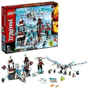 LEGO Ninjago - Festung im ewigen Eis