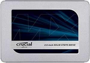 Crucial MX500 500GB interne SSD