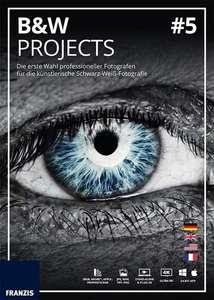 BLACK & WHITE projects 5 (Win / Mac)