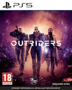 Outriders für die PS4/PS5