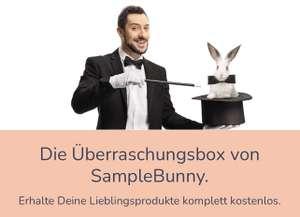 SampleBunny: Lieblingsprodukte kostenlos testen