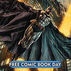 Free Comic Book Day 2021 (US) - gratis Comics von DC, Marvel Comics, Sonic Comic! und viele mehr jetzt online holen