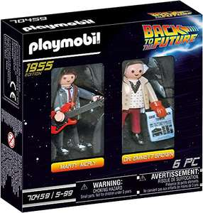 Playmobil Back to the Future - Marty McFly und Dr. Emmett Brown