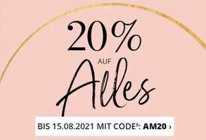 Alba Moda: 20% Rabatt auf Alles inklusive Sale ab 49,95€ Bestellwert