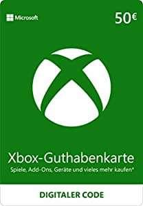50€ Xbox Live Guthaben