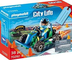 Playmobil City Life - Geschenkset Go Kart-Rennen