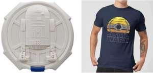 Star Wars Bundle: T-Shirt + Lunchbox