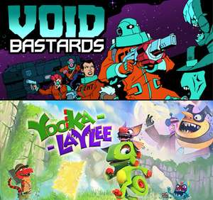 Void Bastards & Yooka-Laylee (PC) (19.8 - 26.8)