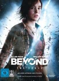 """""""Beyond Two Souls inkl. Artbook und Sticker"""" oder """"Heavy Rain inkl. Artbook und Sticker"""" (Windows PC) bei Media Markt"""