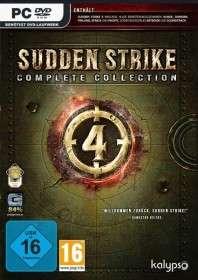 """""""Sudden Strike 4 - Complete Collection"""" inkl. Sudden Strike 1-3 (PC) bei Media Markt zum günstigen Preis kriegen"""