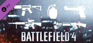 """""""Battlefield 4™ Weapon Shortcut Bundle DLC"""" (PC) gratis auf Steam (Basisspiel wird benötigt)"""