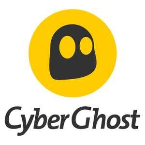 CyberGhost VPN Service - 26 Monate - 1,9€/Monat (nur mit zusätzlich -20% Shoop Cashback)