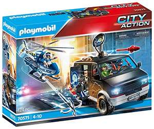 Playmobil 70575 City Action Polizei-Helikopter