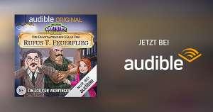 Ghostsitter Stories: Die phantastischen Fälle des Rufus T. Feuerflieg, Folge 1 - 9, Hörspiele