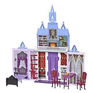 Preisjäger Junior: Hasbro Disney - Die Eiskönigin 2 - Arendelle Schloss für unterwegs