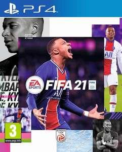 """""""Fifa 21"""" (PS4) bei Lib(e)ro zum Scorerpreis (Bestellen und zur Filiale laufen)"""