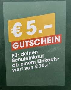 5€ Rabatt ab Einkaufswert 30€ bei Libro