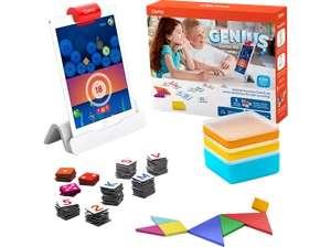 Diverse Lernspielkits von Osmo zu tollen Preisen bei Media Markt: Genius Kit Lernspiel, Osmo Pizza Co, ... iPad Spiele für Kinder