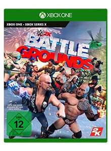 """""""WWE 2K Battlegrounds"""" (XBOX One / PS4 / Nintendo Switch) Hirn aus - Zuschlagen beim Media Markt"""