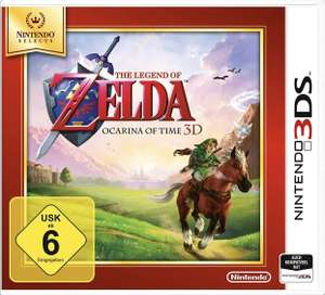 Nintendo 3DS - Zelda Ocarina of Time 3DS