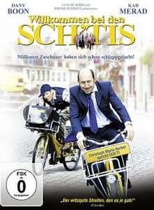 """2 Filme """"Willkommen bei den Sch'tis"""" Hervorragende Komödie mit Danny Boon und """"Monsieur Claude 2"""" ,als Stream vom SRF"""