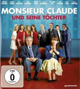 """Film """"Monsieur Claude und seine Töchter"""" gelungene französische Komödie, als Stream vom SRF"""