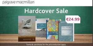 Palgrave Buchshop: Ausgewählte Hardcover Bücher um nur 24,99€