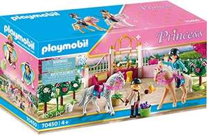 PLAYMOBIL Princess 70450 Reitunterricht im Pferdestall
