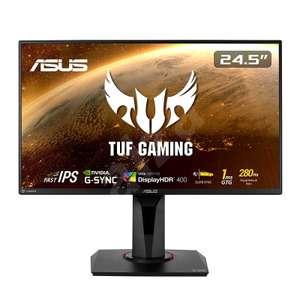 """ASUS VG259QM 25"""" Gaming HDR Monitor"""