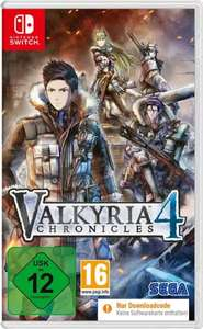 """Valkyria Chronicles 4"" oder ""Shining Resonance Refrain"" (Nintendo Switch) Code in a Box bei Media Markt"