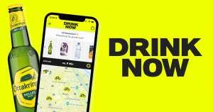 Drink Now - Getränkelieferung per E-Bike 5€ Rabattcode